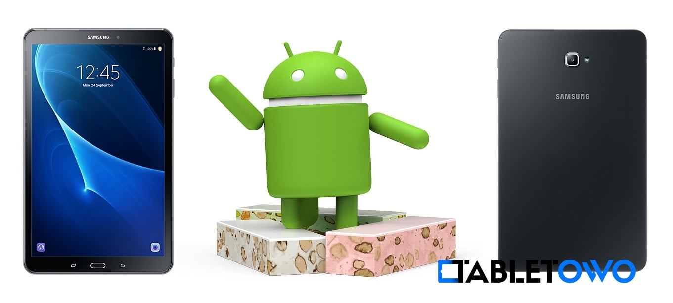 Samsung Galaxy Tab A 10.1 2016 LTE (SM-T585) też zaktualizowany do Androida 7.0 Nougat 20