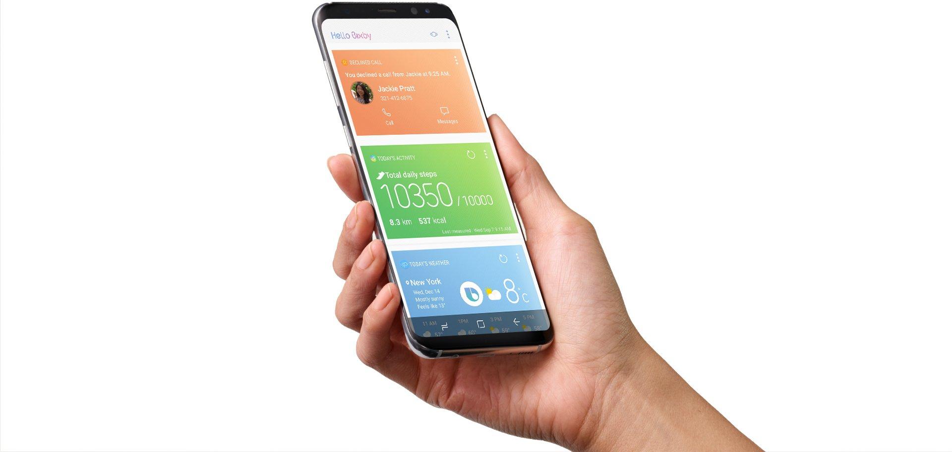 Samsung (podobno) szykuje domowego asystenta z Bixby na pokładzie 30