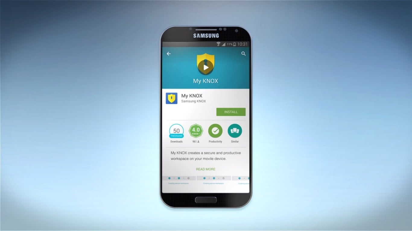 Tabletowo.pl Samsung wygasza usługę My Knox. Zachęca klientów do korzystania z Bezpiecznego Folderu Android Aplikacje Samsung
