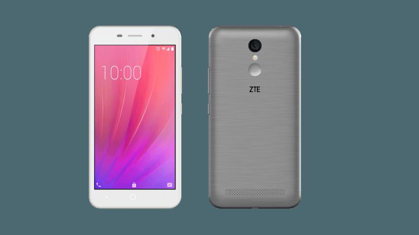 """Tabletowo.pl ZTE Blade A602 z """"Super Przyciskiem"""" debiutuje w Polsce Nowości Smartfony ZTE"""