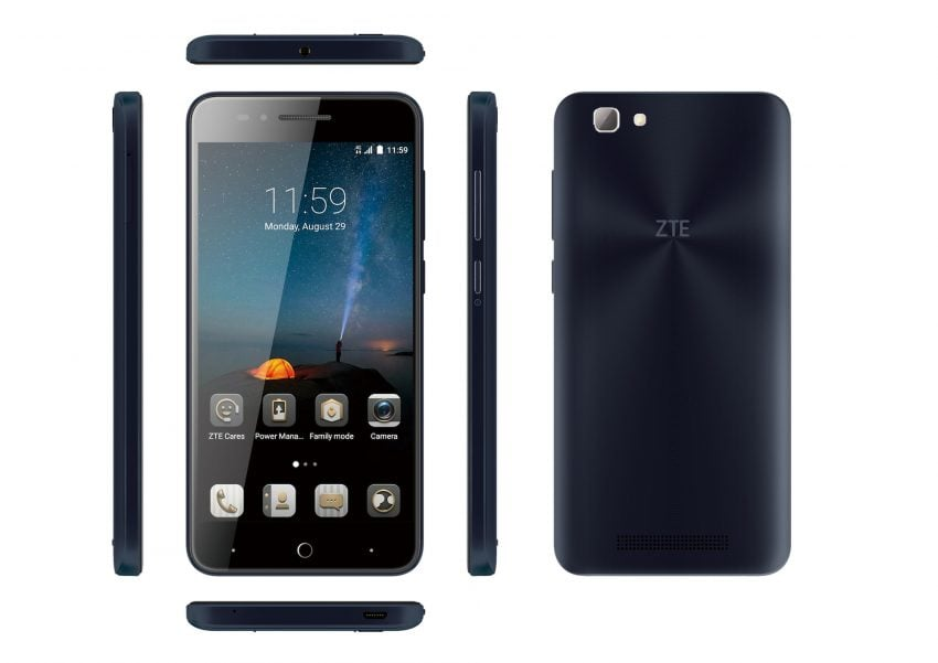 Nowy ZTE Blade A612 - bateria 4000 mAh i Android Nougat 25