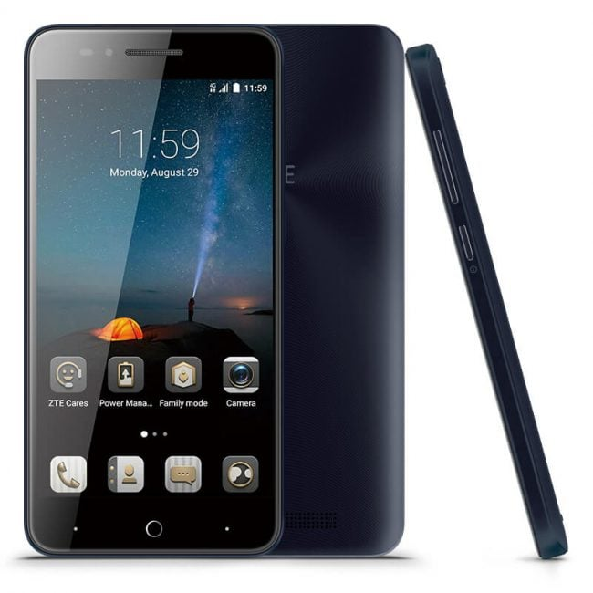 Nowy ZTE Blade A612 - bateria 4000 mAh i Android Nougat 21