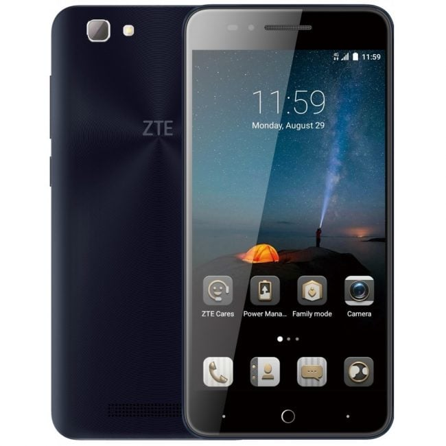 Nowy ZTE Blade A612 - bateria 4000 mAh i Android Nougat 22