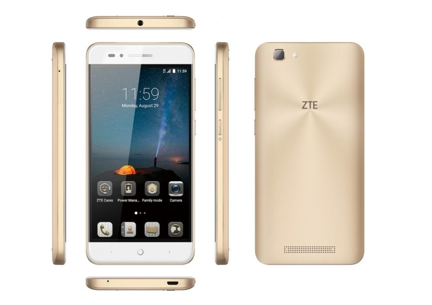 Nowy ZTE Blade A612 - bateria 4000 mAh i Android Nougat 24
