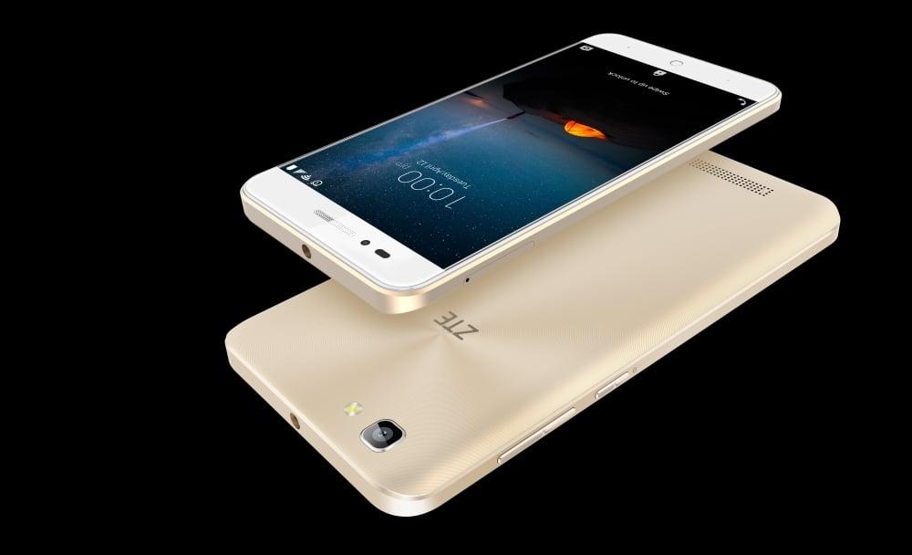 Tabletowo.pl Nowy ZTE Blade A612 - bateria 4000 mAh i Android Nougat Nowości Smartfony ZTE