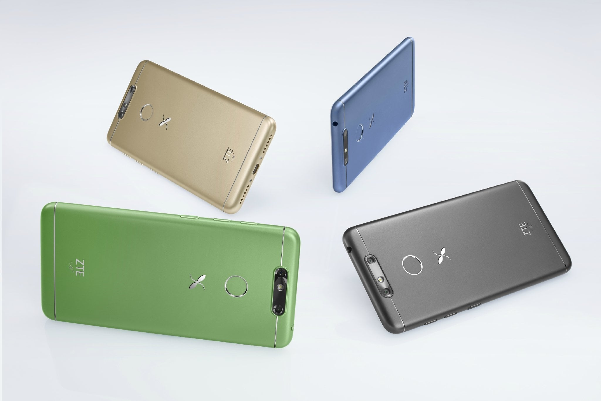 Tabletowo.pl Zadebiutował ZTE Small Fresh 5 - niedrogi, ale nie najgorzej wyposażony budżetowiec Android Nowości Smartfony ZTE
