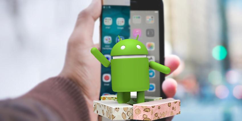 Android kontra Apple - dystrybucja czerwiec 2017