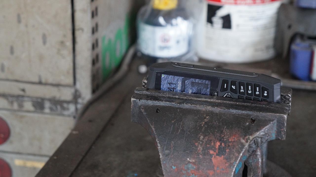 Test myPhone Hammer 3+, czyli (prawie) wszystkoodpornego, klasycznego telefonu ze świetną baterią