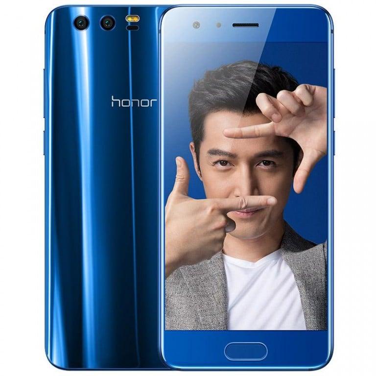 Tabletowo.pl Honor 9 bije w benchmarku OnePlusa 5 i Samsunga Galaxy S8 (aktualizacja) Ciekawostki Huawei OnePlus Samsung Smartfony