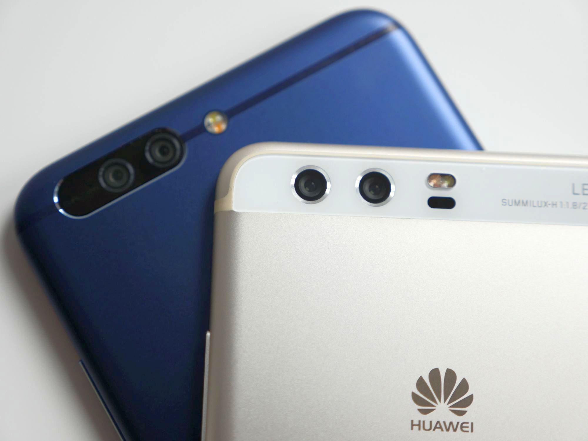 Tabletowo.pl Smartfon Huawei z czterema aparatami coraz bliżej. Ma już niezbędne certyfikaty Android Huawei Smartfony