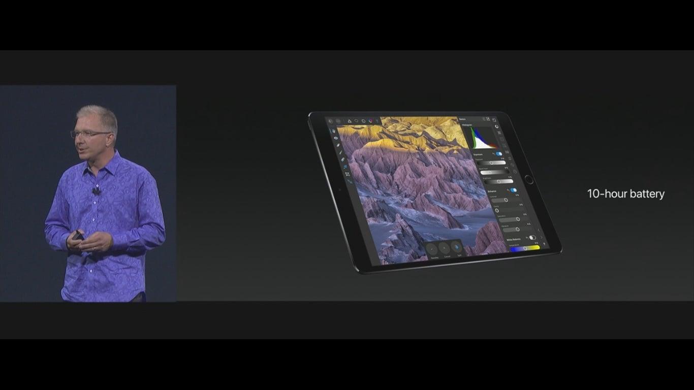 iPad Pro ma zupełnie nowy rozmiar - poznajcie iPad Pro 10.5 21