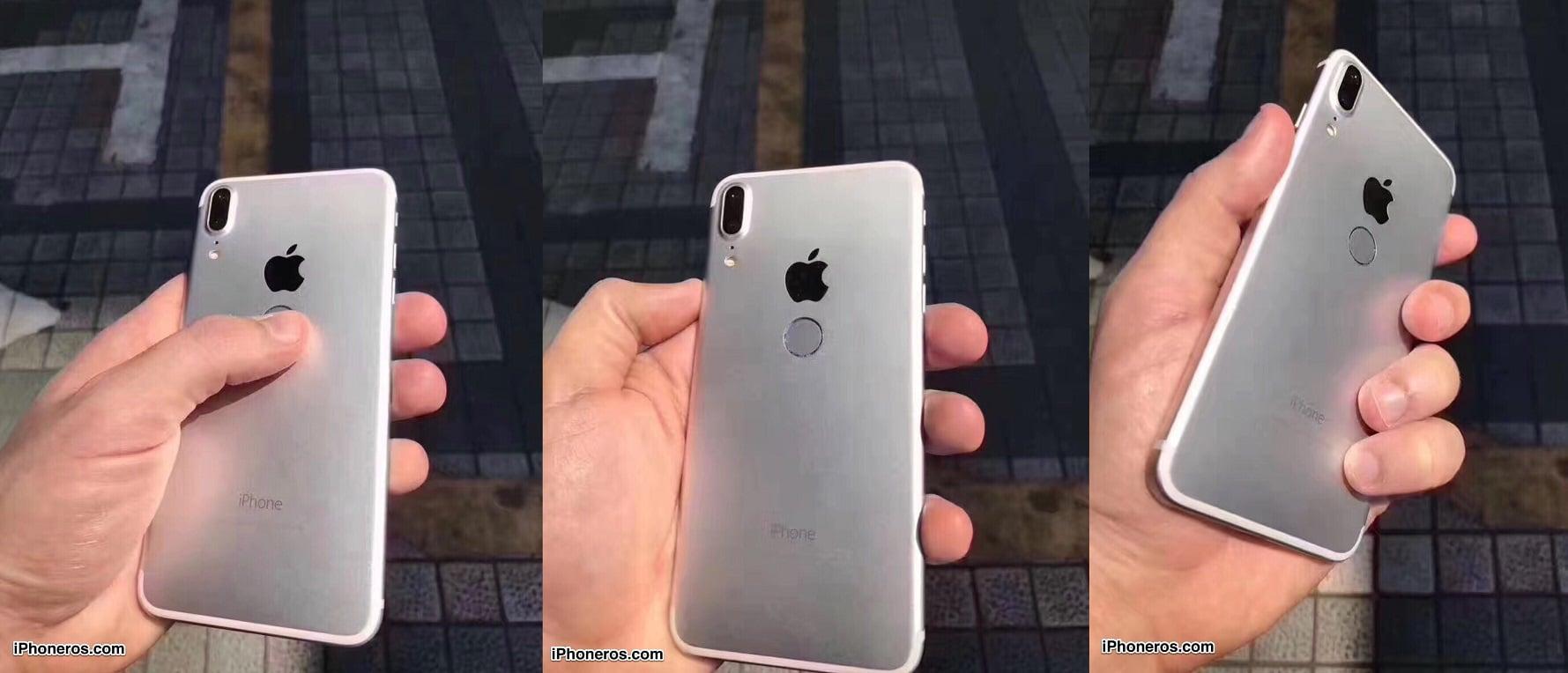 Ktoś próbuje przekonać nas, że jubileuszowy iPhone będzie wyglądał właśnie tak 28