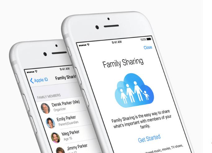 Tabletowo.pl Apple zwiększa ilość dostępnego miejsca w iCloud i dodaje Chmurę rodzinną Aplikacje Apple
