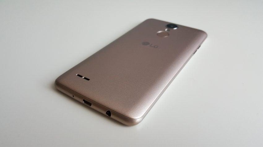 Tabletowo.pl Jakie pierwsze wrażenie pozostawia LG K8 (2017)? Android LG Smartfony Zapowiedzi