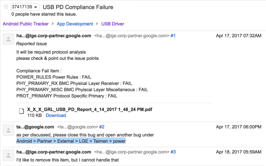 """Google Pixela XL 2 """"Muskie"""" podobno nigdy nie będzie. Zastąpi go jeszcze większy model wyprodukowany przez LG 19"""
