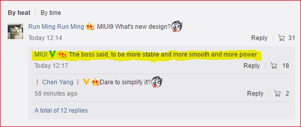 Tabletowo.pl MIUI 9 najprawdopodobniej zadebiutuje jeszcze latem Android Smartfony Tablety Xiaomi