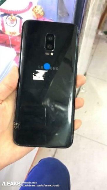 Samsung Galaxy Note 8: kilka nowych informacji + nagranie przedniego panelu
