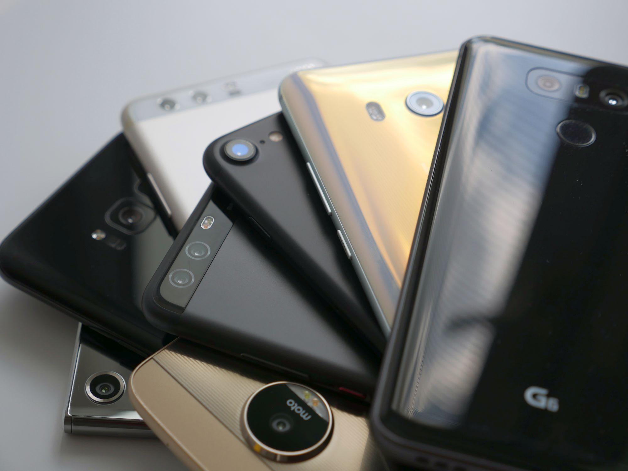 Nasze wielkie porównanie flagowców. 11 najlepszych smartfonów w jednym miejscu!