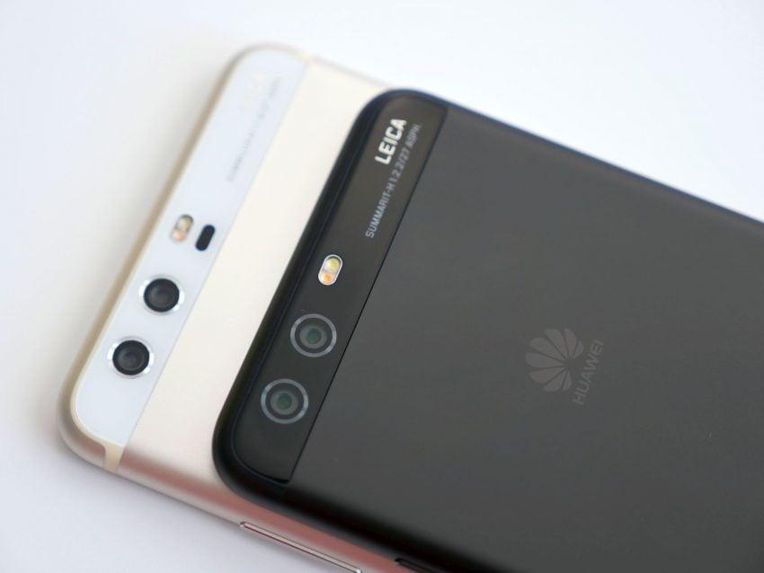 Tabletowo.pl Porównanie: Huawei P10 vs Huawei P10 Plus Android Huawei Nowości Porównania Smartfony