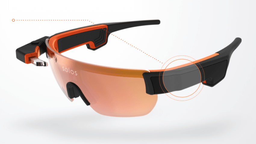 Solos to prawdziwy Google Glass dla rowerzystów 21
