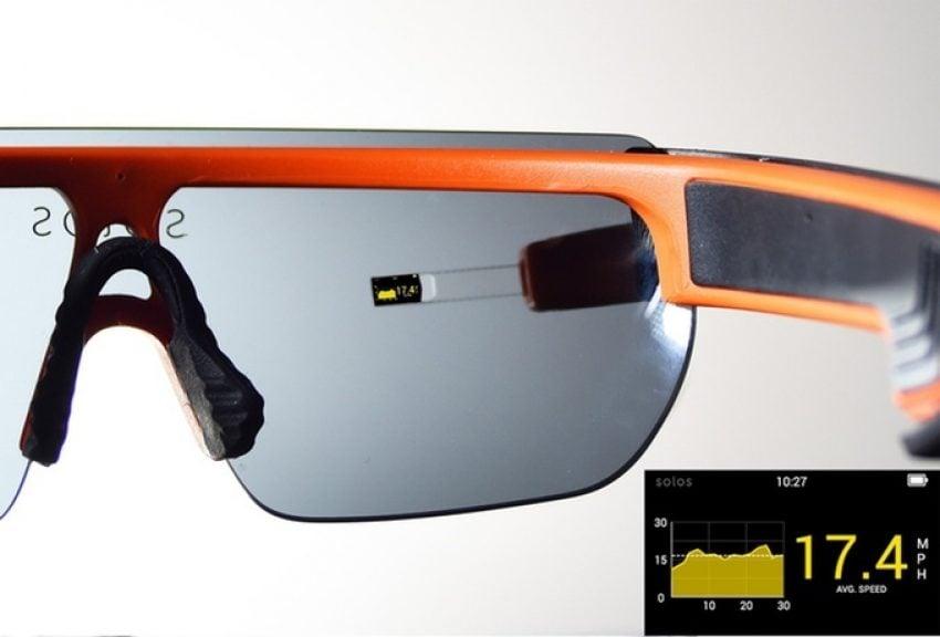 Solos to prawdziwy Google Glass dla rowerzystów 23
