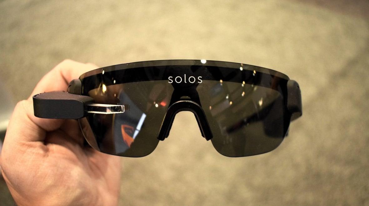 Solos to prawdziwy Google Glass dla rowerzystów 20