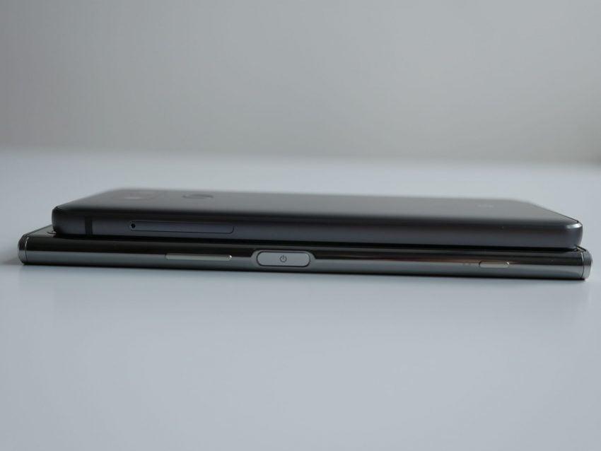 Porównanie: Sony Xperia XZ Premium vs LG G6 28
