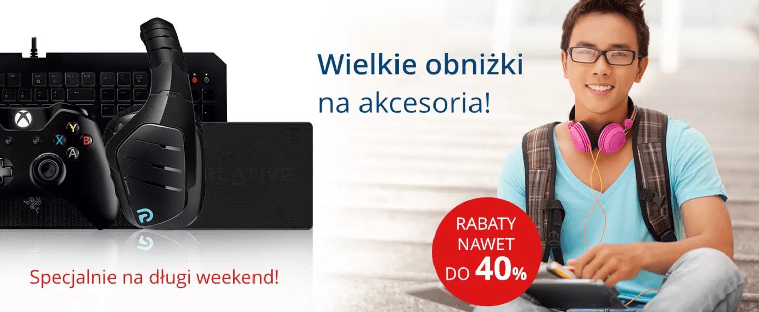Tabletowo.pl Promocja: wakacyjne akcesoria audio (i nie tylko) w dobrych cenach do końca weekendu Akcesoria Promocje
