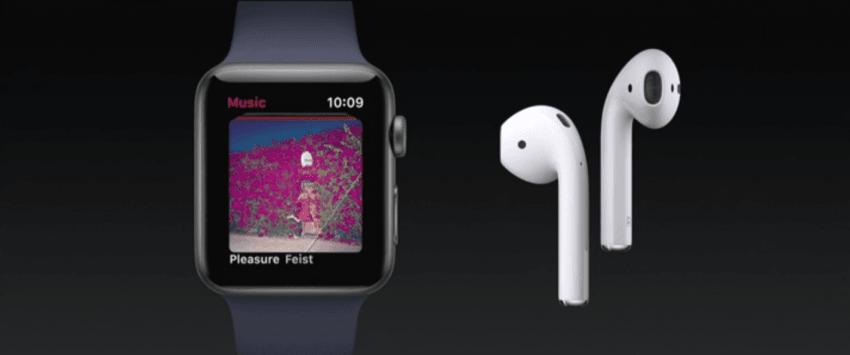 Tabletowo.pl Apple zaprezentowało watchOS 4 - nową wersję oprogramowania na swoje zegarki Aktualizacje Apple Nowości Oprogramowanie Systemy