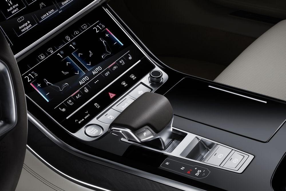 Korki na autostradzie mu nie straszne - nowe, autonomiczne Audi A8 20