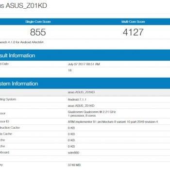 Asus ZenFone 4 dostępny będzie w dwóch wersjach. Ciekawe, która trafi do Polski...
