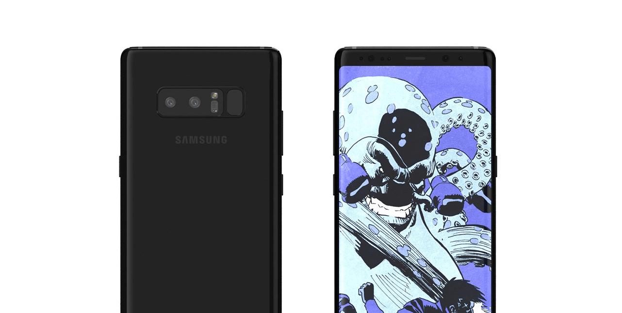 Próbki możliwości podwójnego aparatu w Samsungu Galaxy Note 8 - jest na co czekać 16