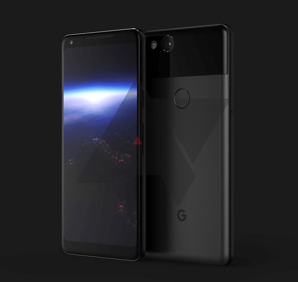 Tegoroczny Google Pixel XL będzie połączeniem LG G6 i HTC U11. Mamy render 19