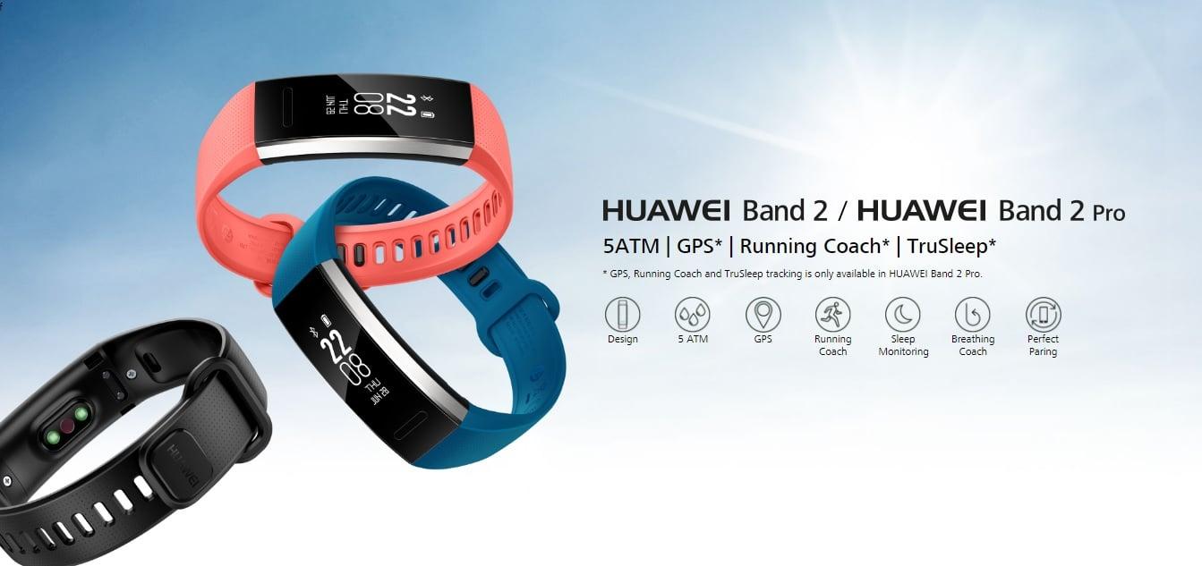Tabletowo.pl Promocje ze smart-opaskami: Mi Band 2 za złotówkę do Xiaomi Mi Mix 2, Band 2 Pro gratis do Huawei P20 Android Huawei Promocje Smartfony Wearable Xiaomi