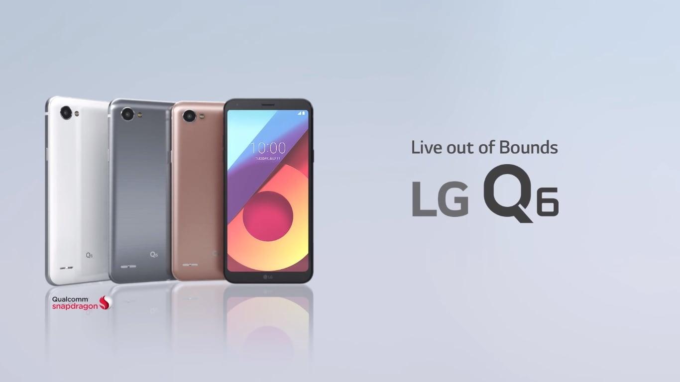 Kogo to wideo zachęci do zakupu LG Q6? 31