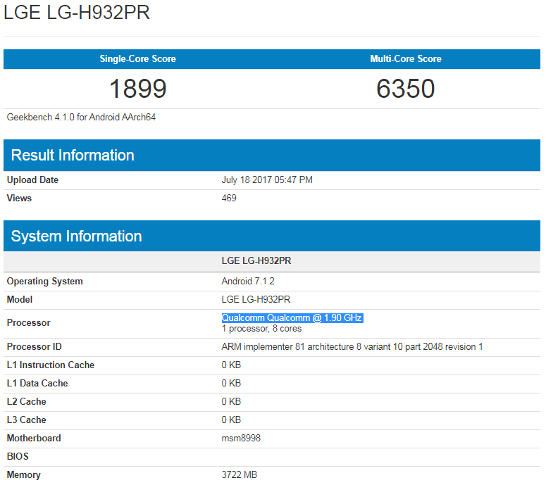 LG V30 nie będzie tak bogato wyposażony jak myśleliśmy 20