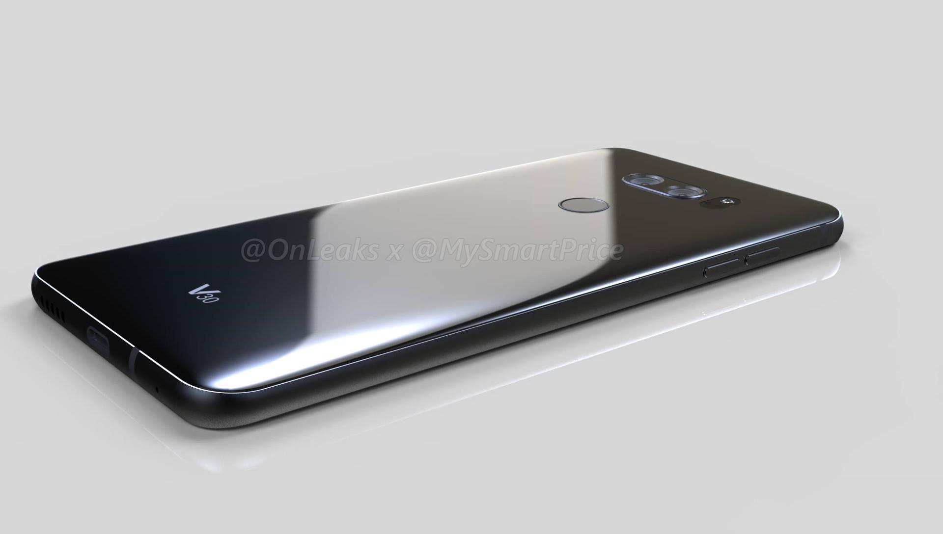 Tabletowo.pl LG V30 pojawi się jeszcze w sierpniu. Dokładnie ostatniego dnia sierpnia, więc się liczy LG Smartfony Zapowiedzi