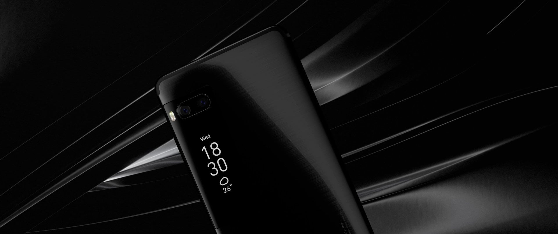 Kojarzycie Meizu Pro 7? Ten nadchodzący smartfon też ma dodatkowy wyświetlacz na pleckach 20