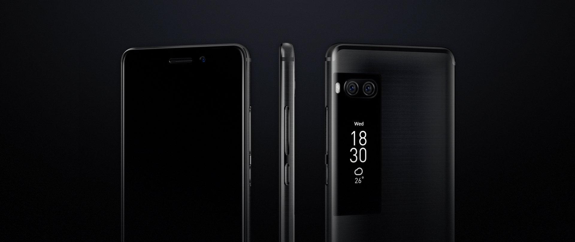 Meizu Pro 7 i Pro 7 Plus oficjalnie. Jeden z nich nie zasługuje, by nazywać go flagowcem 27
