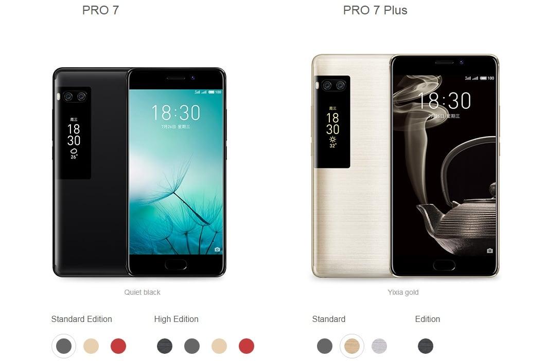 Tabletowo.pl Meizu Pro 7 i Pro 7 Plus oficjalnie. Jeden z nich nie zasługuje, by nazywać go flagowcem Android Meizu Nowości Smartfony