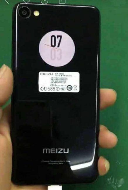 Meizu chyba polubiło dodatkowe wyświetlacze - w Meizu X2 będzie okrągły 17