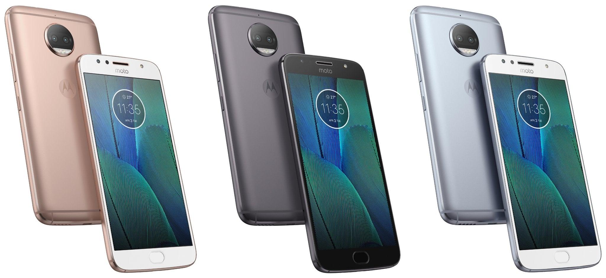 Motorola dołącza do swojej oferty Moto G5S i Moto G5S Plus. Znamy ceny 25