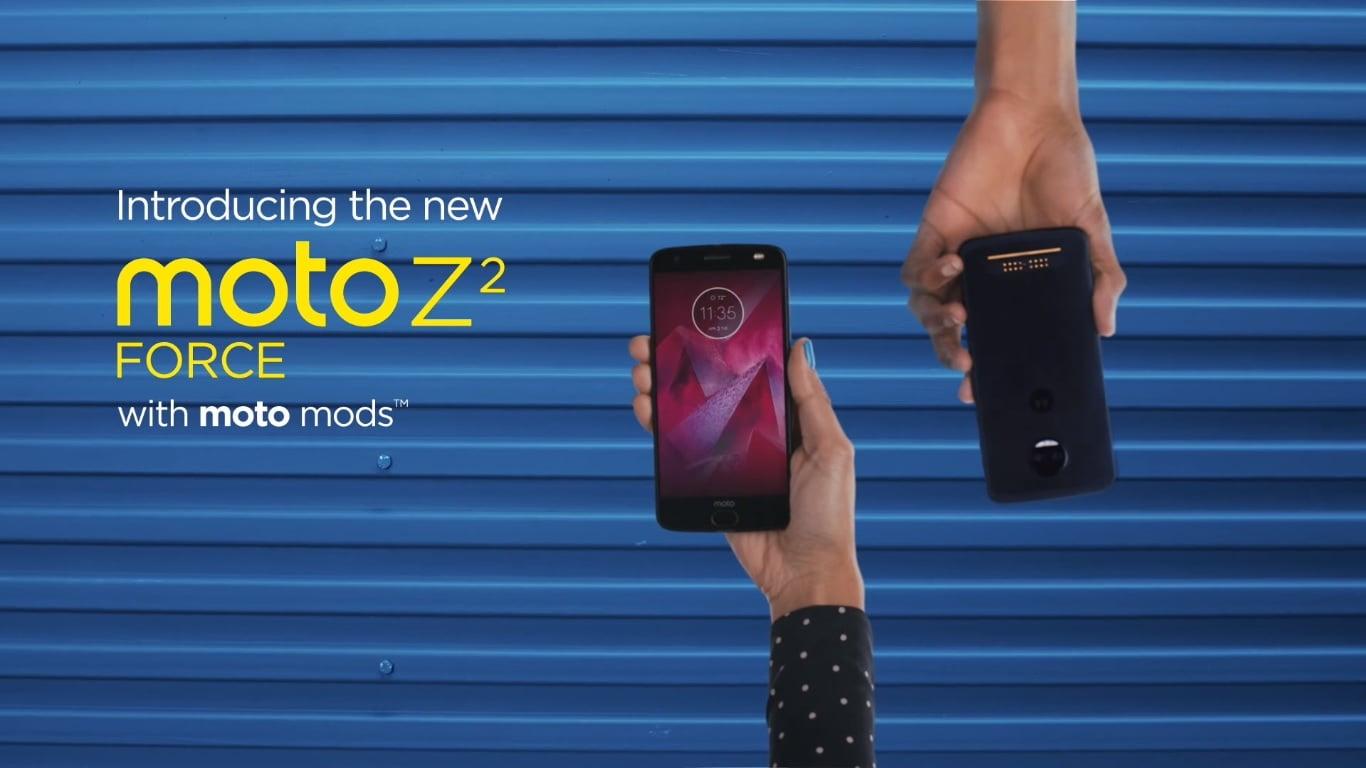 Motorola zaprezentowała flagową Moto Z2 Force oraz nowy Moto Mod - kamerkę 360° 21