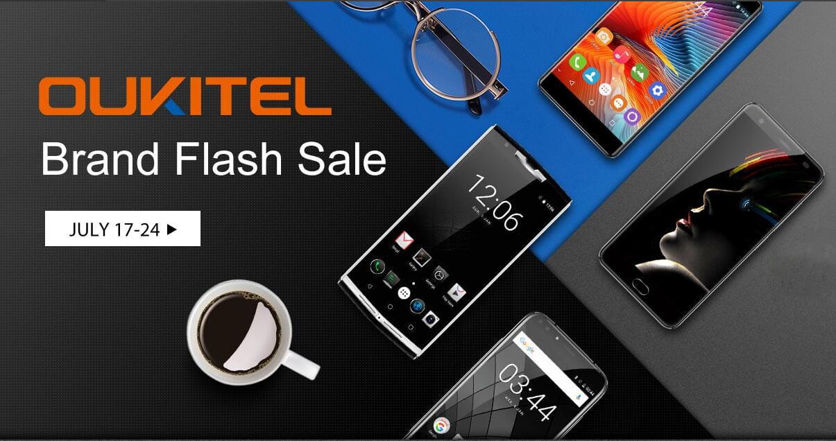Tabletowo.pl Szybka wyprzedaż smartfonów Oukitel. Najtańszy już za 260 złotych Android Chińskie Promocje Smartfony