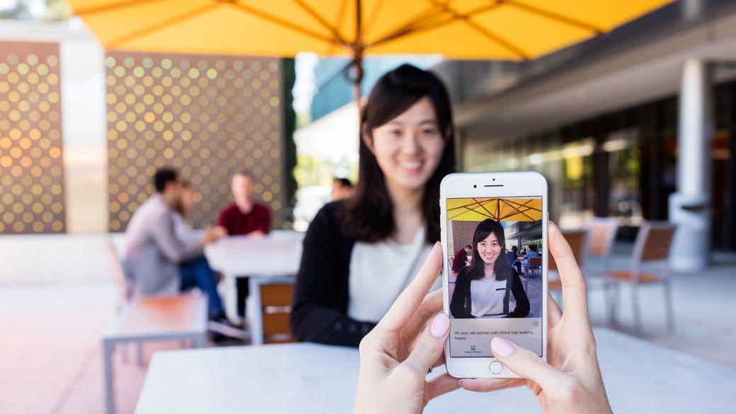 Tabletowo.pl Microsoft tworzy przewodnika dla niewidomych - poznajcie Seeing AI Ciekawostki Microsoft Sztuczna Inteligencja