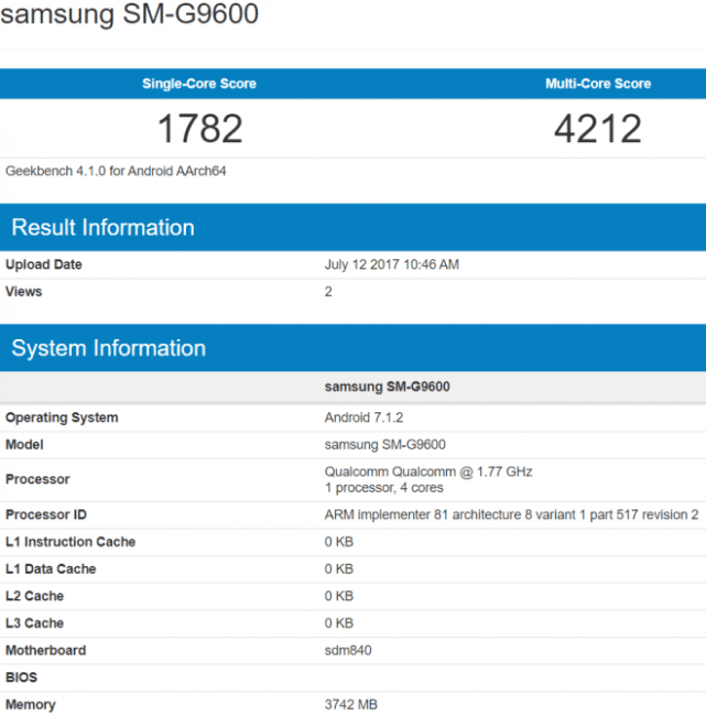 Tabletowo.pl Nie będzie Galaxy S8 Mini. Ale zamiast niego może być Galaxy S8 Lite Android Plotki / Przecieki Samsung Smartfony