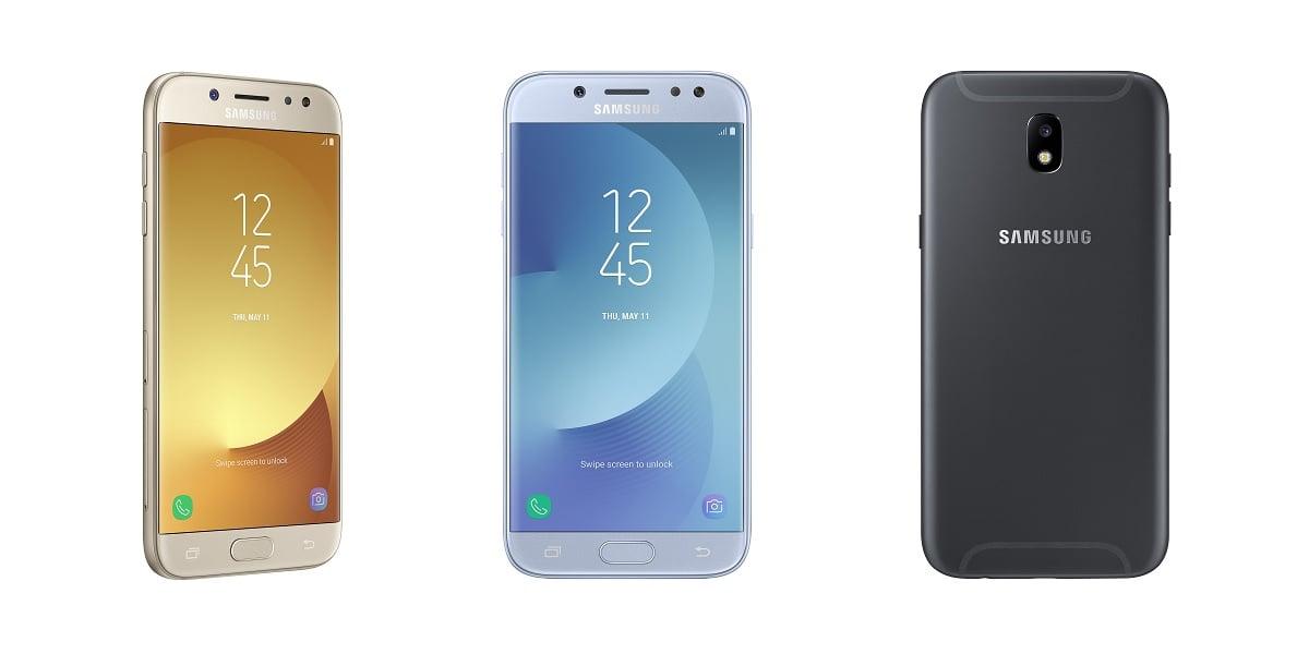 Tabletowo.pl Samsung Galaxy J5 2017 powinien być taki od początku. Ale nie jest. Bo to Galaxy J5 Pro Android Nowości Samsung Smartfony