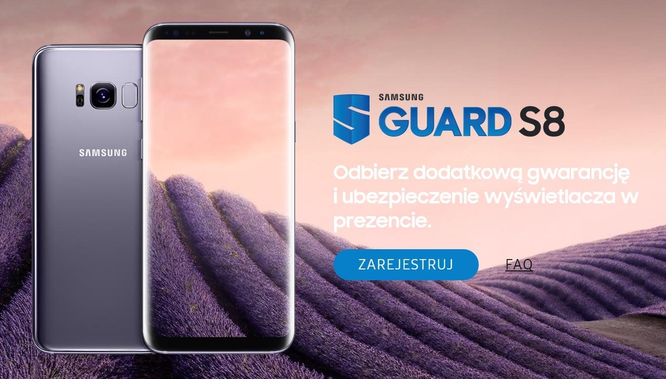 Samsung Rozszerza Pakiet Guard S8 O Bezplatna Wymiane Wyswietlacza Ale Tylko Dla Nowych Klientow