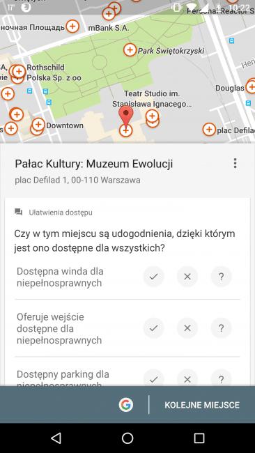 Tabletowo.pl Z Google Maps niepełnosprawnym będzie żyło się lepiej Ciekawostki