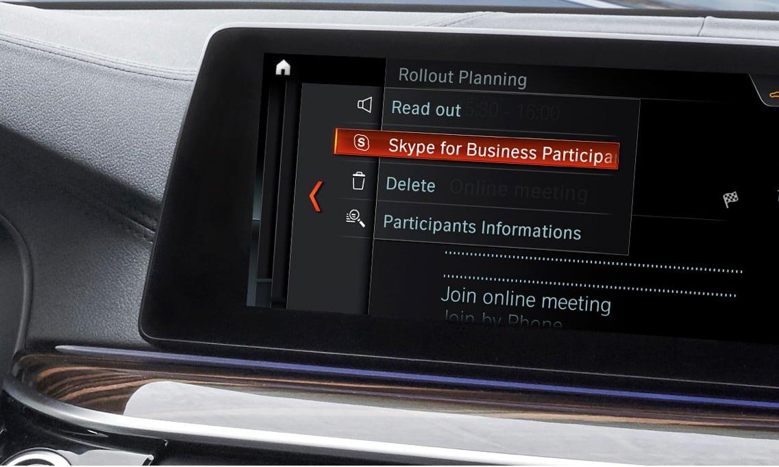 BMW wraz z Microsoftem tworzy mobilne biuro. Więcej pracy, mniej wolnego? 23